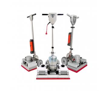 Excentr golvvårdsmaskiner